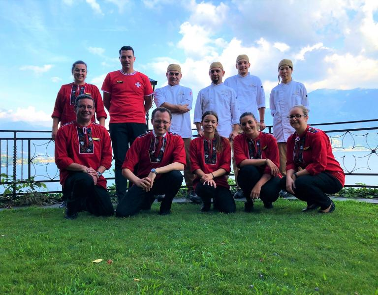 Team La Rocca - Ristorante Panoramico - Seeblick